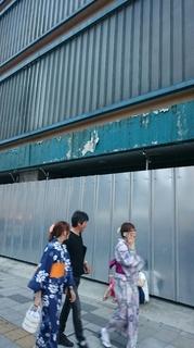ダイエー八王子店解体工事1.JPG