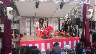 伝承のたまてばこ「多摩伝統文化フェスティバル2016」2.JPG