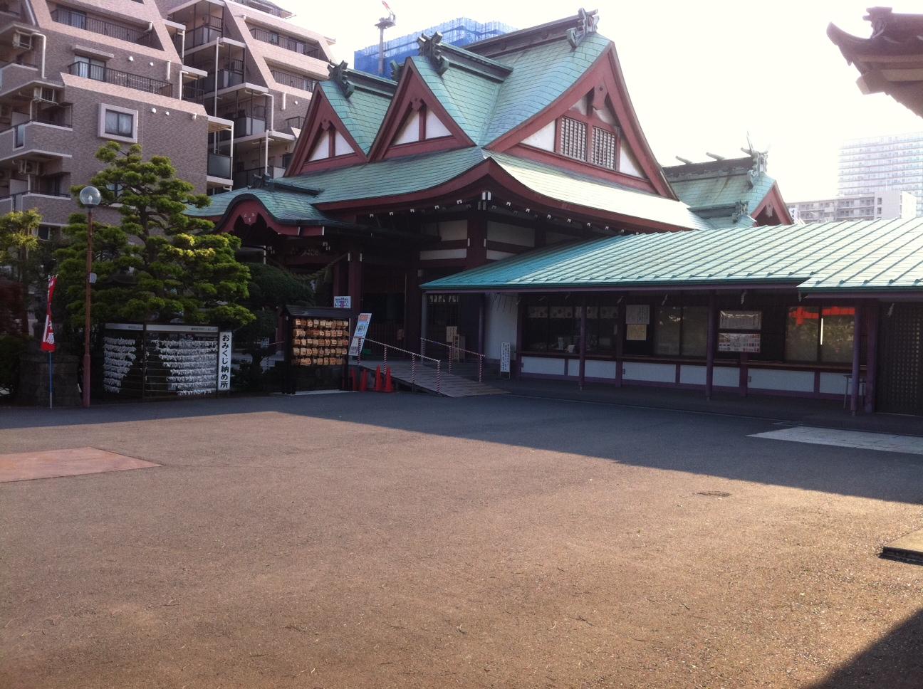 八王子の始まりの神社「八幡八雲神社(はちまんやぐもじんじゃ ...
