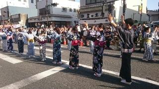 八王子まつり ギネス世界記録3.JPG