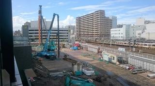 八王子駅 駅前タワー計画とイオン商業施設1.JPG