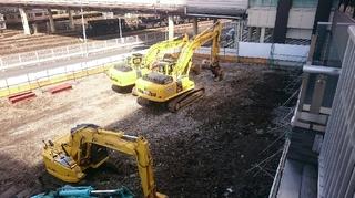 八王子駅 駅前タワー計画とイオン商業施設2.JPG