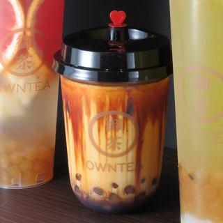 台湾タピオカ専門店「御茶(OWNTEA)1.jpg