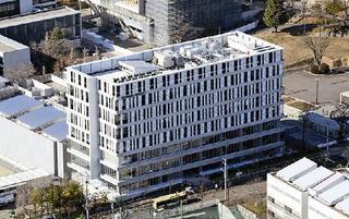 工学院大学八王子キャンパス 完成した新2号館.jpg