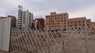 新八王子税務署建設予定地.JPG