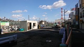 旧八王子機関区周辺道路の拡幅工事3.JPG