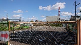 旧八王子機関区周辺道路の拡幅工事4.JPG