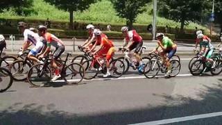 東京2020オリンピックのロードレース(男子)八王子・南大沢1.jpg