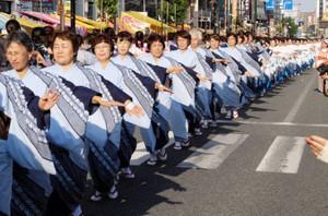 盆踊りのギネス世界記録 八王子まつり.jpg