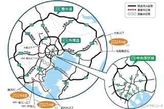 首都圏環状道路「3環状」の開通時期.jpg